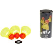 Speedminton 3er Speeder® MATCH Tube 12 x 6 cm