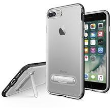 Spigen Crystal Hybrid for iPhone 7 Plus schwarz