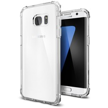 Spigen Crystal Shell for Galaxy S7 Edge crystal clear