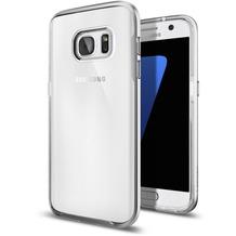 Spigen Neo Hybrid Crystal for Galaxy S7 satin silver