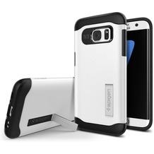 Spigen Slim Armor for Galaxy S7 Edge shimmery white