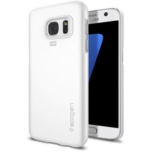 Spigen Thin Fit for Galaxy S7 weiß