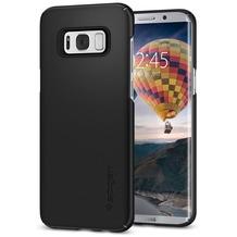 Spigen Thin Fit for Galaxy S8 schwarz