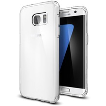 Spigen Ultra Hybrid for Galaxy S7 Edge clear