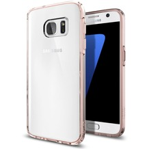 Spigen Ultra Hybrid for Galaxy S7 rose crystal