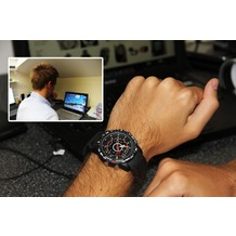 Thumbs Up Spionage Armbanduhr mit Camera, 4GB Speicher
