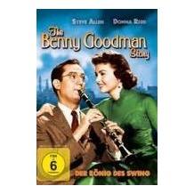 Splendid Entertainment The Benny Goodman Story - The King of Swing, DVD