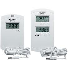 Star Elektronik-Thermometer 70 x 110 mm, Kunststoff