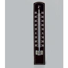 Star Zimmerthermometer Nussbaum 200 x 35 mm