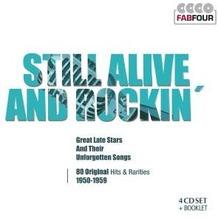Still Alive And Rockin'-80 Original Hits 1950-59, CD