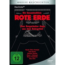 Studio Hamburg Enterprise Rote Erde - Die Bergarbeiter-Saga aus dem Ruhrgebiet (Grosse Geschichten 31 / Gesamtedition / 2. Auflage) DVD