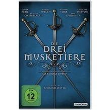 StudioCanal Die drei Musketiere, DVD
