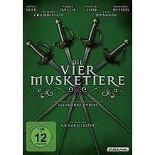 StudioCanal Die vier Musketiere, DVD