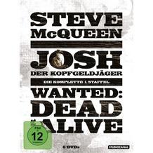 StudioCanal Josh - Der Kopfgeldjäger (Staffel 01) DVD
