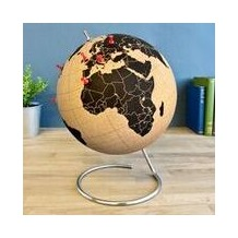 Suck UK Cork Globe - small