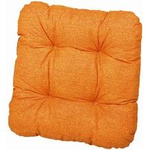Sun Garden Sitzkissen Dessin 50104-32 für Stuhl, 50% Baumwolle/50% Polyester, L 38 x B 38 x H 8 cm