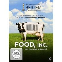 SUNFILM Entertainment Food, Inc. - Was essen wir wirklich?, DVD