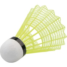 sunflex Badmintonball TRAINING, gelb, SLOW