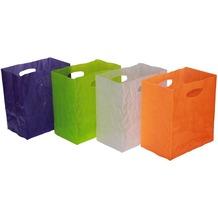 "SURPLUS SYSTEM Knitter-Box Neonfarben ""Midi""  neon orange"