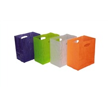 "SURPLUS SYSTEM Knitter-Box Neonfarben ""Mini""  neon orange"