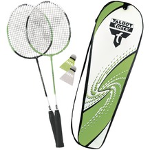 Talbot Torro Badminton-Set 2-ATTACKER im Thermobag