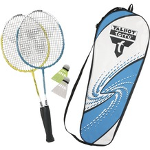 Talbot Torro Badminton-Set ATTACKER JUNIOR im Thermobag