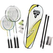 Talbot Torro Badminton-Set FAMILY 2 Junior+2 Standardschläger im Thermobag