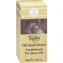 Taylor of Old Bond Street Sandelholz Pre Shave Öl 30ml