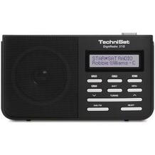 TechniSat DigitRadio 210, Schwarz-Silber