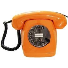 HDK Nostalgietelefon FeTAp 611 (W611), orange