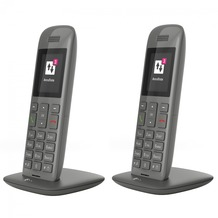 Telekom Speedphone 11 - DUO Set - graphit