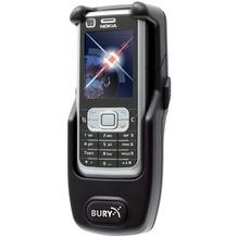 Bury Uni Take&Talk Handyhalter für Nokia 6120 classic (Bluetooth)
