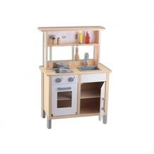 The Toy Company beeboo Holz-Küche mit Aufsatz