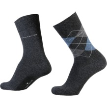 Tom Tailor Socken 2er-Pack anthrazit 43-46