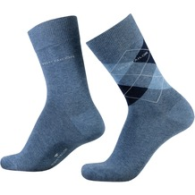 Tom Tailor Socken 2er-Pack jeans hell 39-42