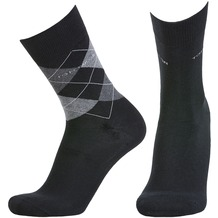 Tom Tailor Socken 2er-Pack schwarz 43-46