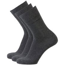Tom Tailor Socken 3er-Pack anthrazit 39-42