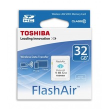 Toshiba SD Card 32GB Toshiba FlashAir WiFi C10