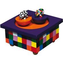 Trousselier Holz Spieldose Tanzender Elmer©