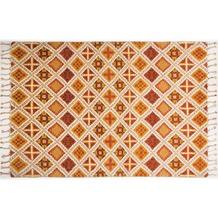Tuaroc Berberteppich gemustert, Midar 02, terrakotta 170x240