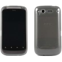 Twins Bright für HTC Desire S, grau
