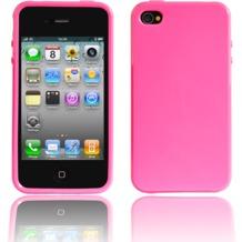 Twins Bright für iPhone 4, pink
