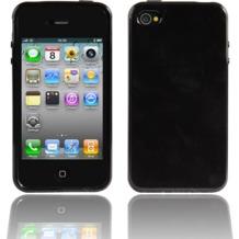 Twins Bright für iPhone 4, schwarz