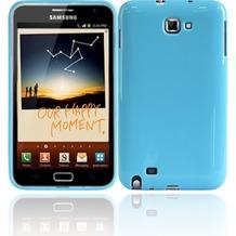 Twins Bright für Samsung Galaxy Note, hellblau