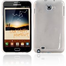 Twins Bright für Samsung Galaxy Note, klar