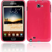 Twins Bright für Samsung Galaxy Note, pink