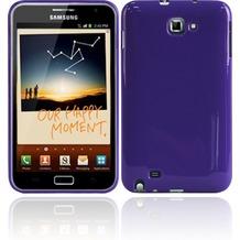 Twins Bright für Samsung Galaxy Note, violett