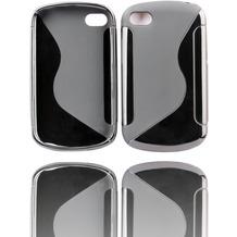 Twins Fancy Bright für Blackberry Q10, schwarz