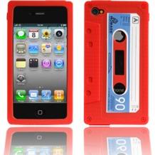 Twins MC Red für iPhone 4