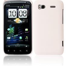 Twins Shield Mesh für HTC Sensation, weiß